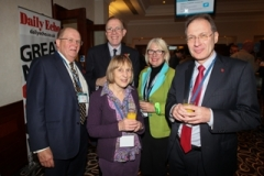 09/11/14 -  at the annual Society of Editors Conference hosted in the Grand Harbour Hotel, Southampton. Photo: Ian Hinchliffe