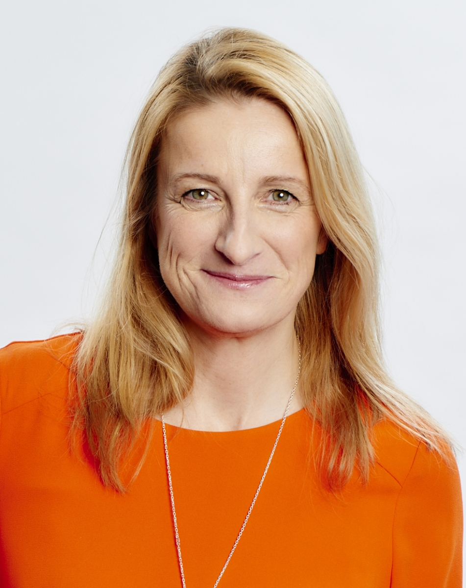 Alison Phillips, Editor of Daily Mirror