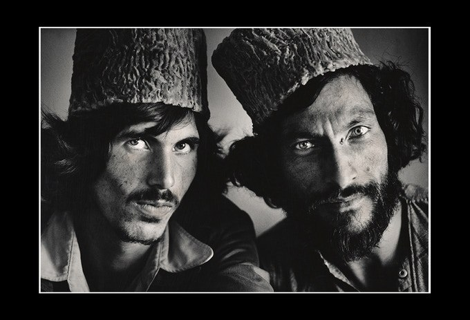 Mujahideen Fighters during the Russian invasion of Afghanistan