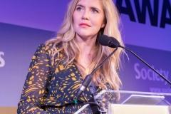 Emma Barnett - Presenter of Press Awards 2018