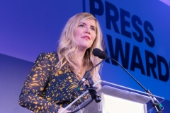 Emma Barnett - Presenter of Press Awards 2018
