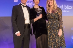 Science Journalist of the Year Sarah Knapton