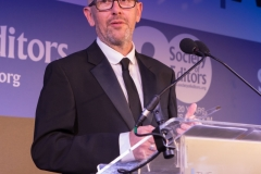 The winner of News Reporter of the Year for 2018 is Sean O'Neill of The Times