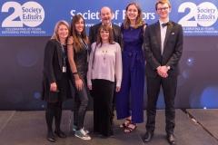 Society of Editors Team