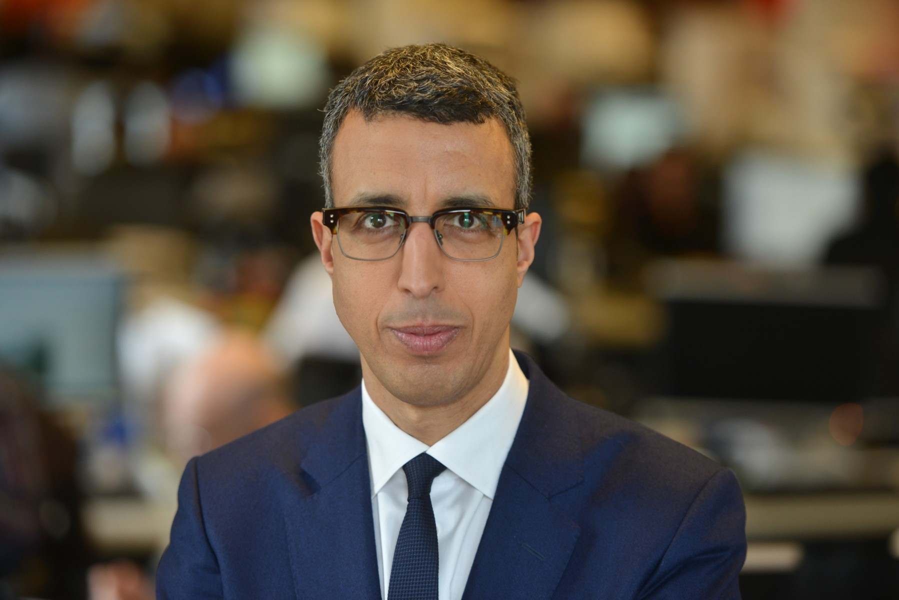Kamal Ahmed, Editorial Director, BBC