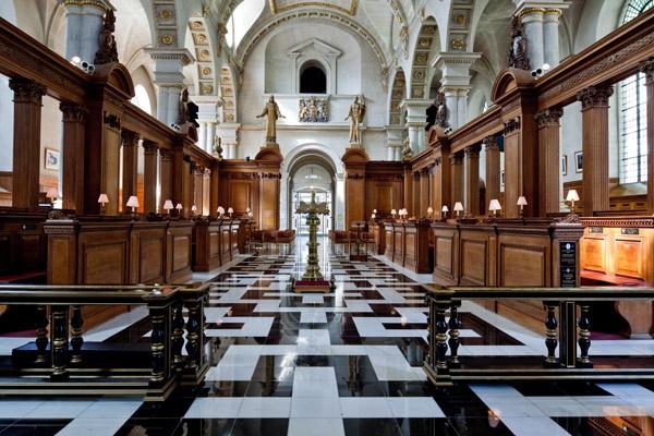 St Bride's Church, Fleet Street