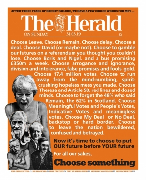 The Herald on Sunday