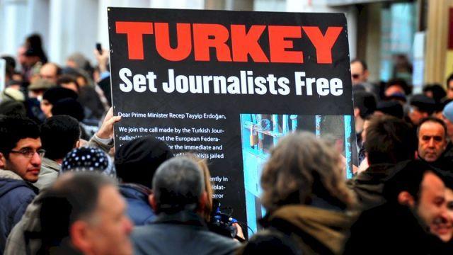Journalists - Turkey