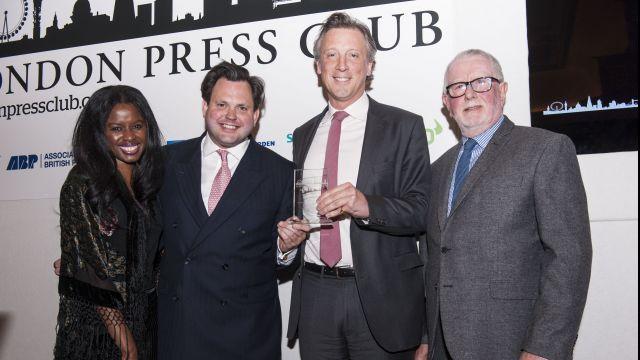 London Press Club Awards